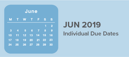 form 1040 other income ela  June 15 Individual Due Dates | Ella Tkach Tax Service Co.