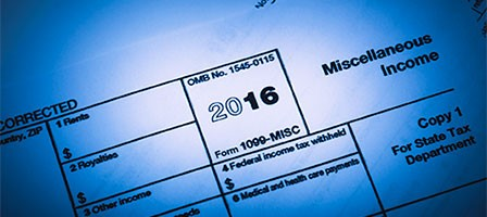 1099 Filing Date Moved Up This Year; Don't Get Trapped into Penalties